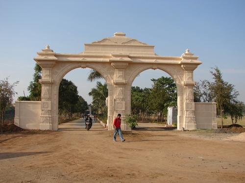 SAND STONE GATES