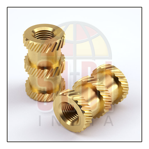 Brass Metal Moulded Inserts