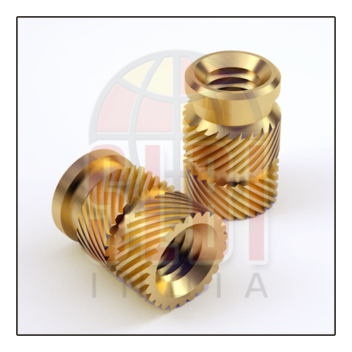 Brass Metal Ultrasonic Inserts