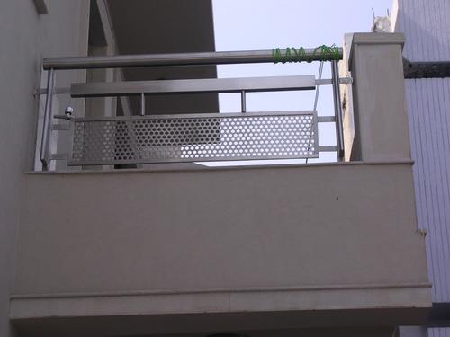 Steel Balcony Railing at Best Price in Noida, Uttar ...