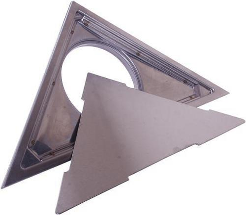 Triangle Drainer