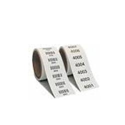 Pre Barcode Printed Label