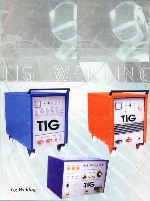 Auto Tig Welding Machine