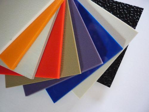 Colored Abs Plastic Sheet in Dongguan, Guangdong - Guangdong Wishbon ...