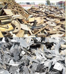 Non Ferrous Metal Scrap in  Fort