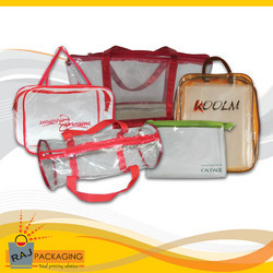 PVC Covers and Pouch