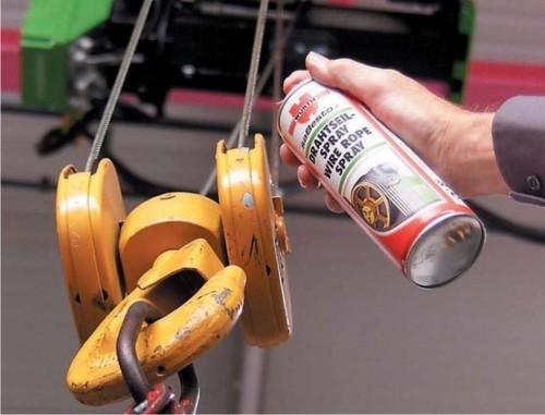 Wire Rope Lubricant Spray in Surat, Gujarat - JAY AGENCIEZ