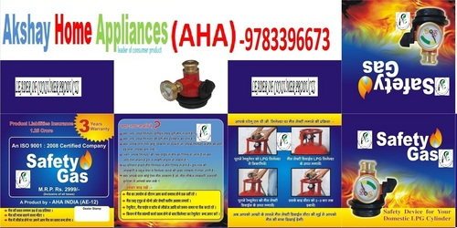 Automatically Gas Safety Appliances