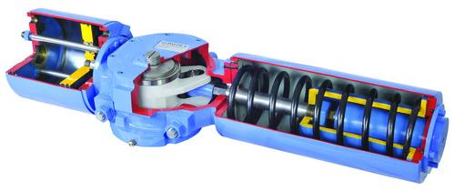 Hydraulic Pinion Actuator