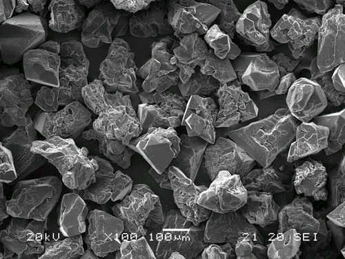 SSM Diamond Powder For Abrasive