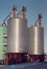 Bolted Steel Silo