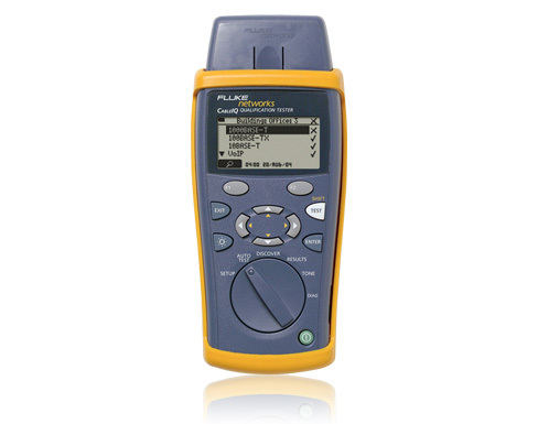 Cable Iq Qualification Tester