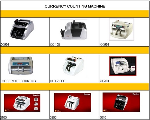 Currency Automation Products