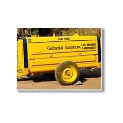 Diesel Air Compressors Vt-4 On Hiring