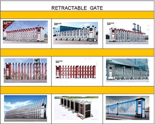 Retractable Gate in  Akota (Vdr)