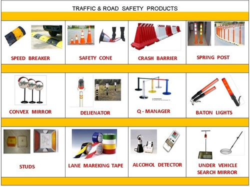 Road Safety Products in  Akota (Vdr)