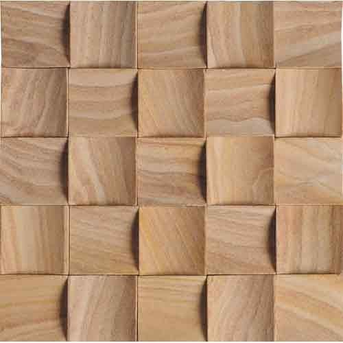 Mosaic 3d Concave 4848
