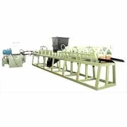 Coir Pith Block Making Machine