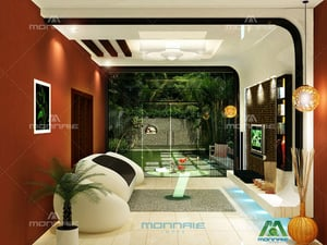 Interior Architectural Designing And Execution Service