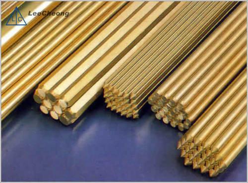 Pipe Brass Flat Bar