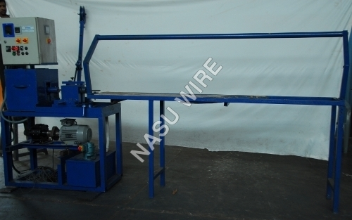Semi Automatic Chain Link Fence Making Machine In Petlad