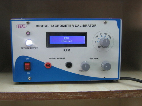 Tachometer Calibrator (Non Contact)