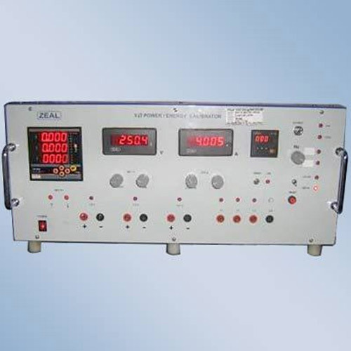 Three Phase Energy Meter Calibrator