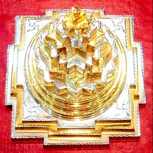 3d Meru Sri Shri Shree Yantra