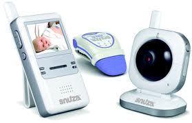 Snuza Trio Baby Monitor