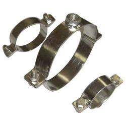 Ss Pipe Support Clamp
