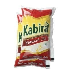 Mustard Oil Pouch Pack
