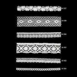 Cotton Laces (A -157 To A - 164)