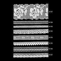 Designer Cotton Lace (A- 127 To A - 137)