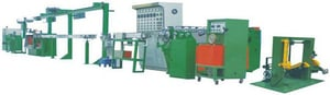 Wire And Cable Extrusion Equipment