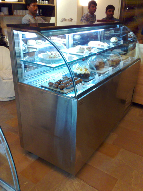 Sweets Counter