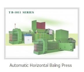 Auto Horizontal Balers -(Tb1011)