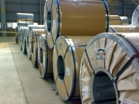 Cold Rolled Sheet Steel In Coil
