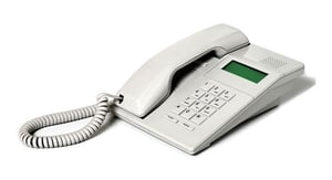 Security Phone Compatible With Video Doorphone Systems