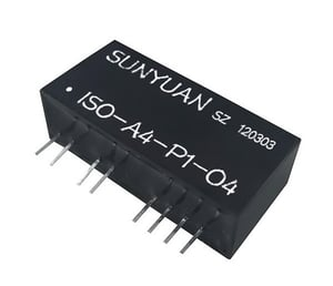 DC Current (Voltage) Signal Isolator-Phoelectricity Isolation