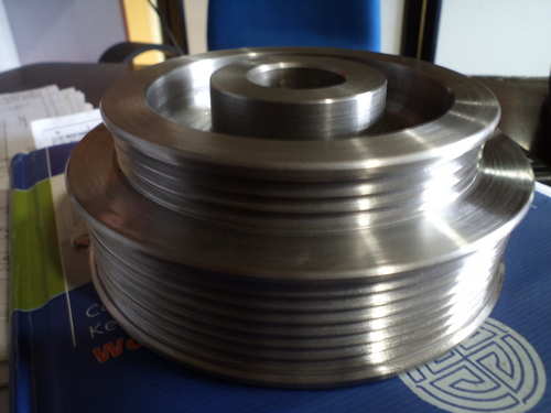 Gooved Pulley