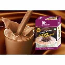 Drinking Chocolate in  Kalher
