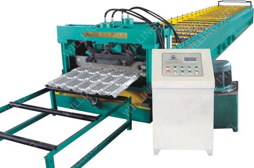 Color Steel Forming Machine