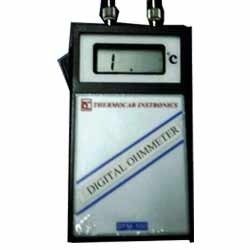 Safety Ohm Meter