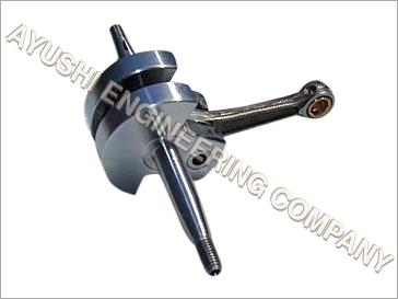 Sprayer Engine Crank