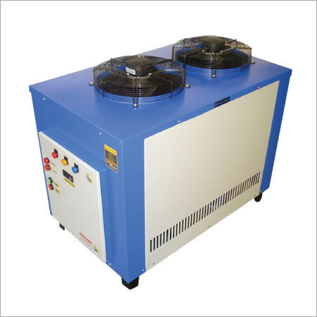 Air Cooled Water Chiller in   Abrama
