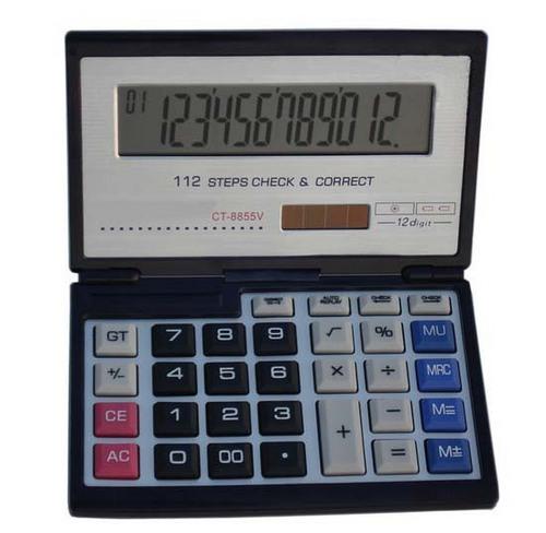 Foldable Desktop Calculator CT-8855V
