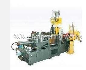 80 Tons Die Casting Machine