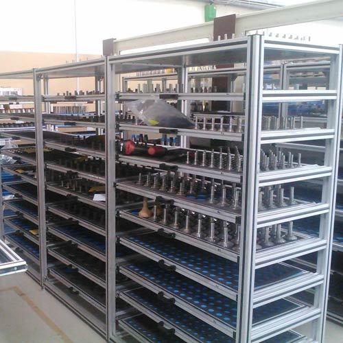 Bulk Storage Rack