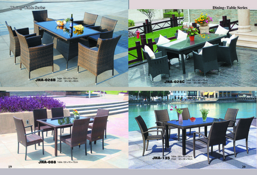 Wicker Rattan Dining Sets