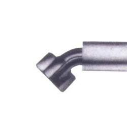 Metric Female Swivel 45° Elbow